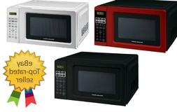 Proctor Silex 0.7Cuft  Digital Microwave Oven Assorted Colou