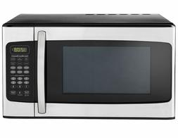 1.1 Cu. Ft. Stainless Steel Microwave Oven
