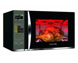 1.2 Cu.Ft 1100 W Countertop Microwave Oven with Grill in Sta
