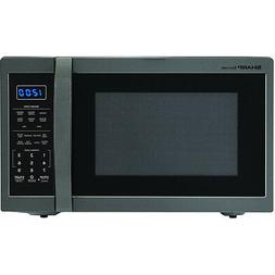 Sharp 1.4 Cu. Ft. 1100W Over The Counter Carousel Microwave