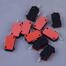 10pcs Microwave Oven Door Switch For LG GE Starion SZM-V16-F