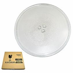 HQRP 12-3/4 inch Glass Turntable Tray for LG MA972M 1B71961