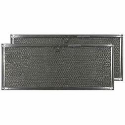 2 Microwave Oven Parts & Accessories Pack Air Filter Factory
