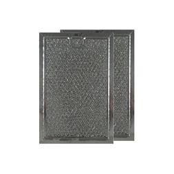 Microwave Oven Aluminum Mesh Grease Filters Compatible for