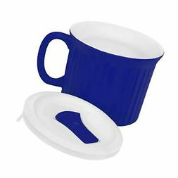 CorningWare 20-Ounce Meal Mug with Vented Lid  Blueberry