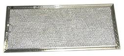 COMPATIBLE GE WB06X10596 ALUMINUM MESH GREASE MICROWAVE OVEN