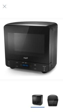 Whirlpool Countertop Microwave, 0.5 Cu. Ft., Black | Fits Ea