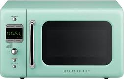 Daewoo KOR07R3ZEM: 0.7 Cu. ft Microwave - Mint Green
