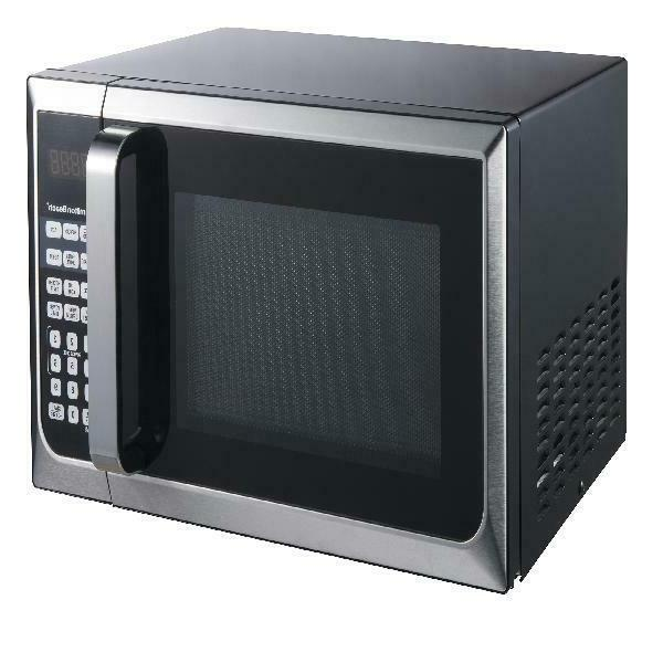 Hamilton Ft. Stainless Steel Countertop Microwave