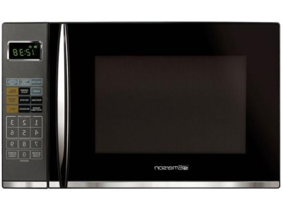 1.2 cu. ft. Countertop Microwave Oven with Grill Stainless Steel