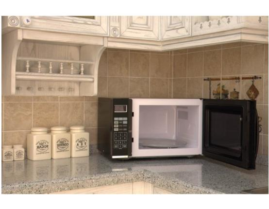 1.2 Countertop Oven with Grill in Stainless Steel