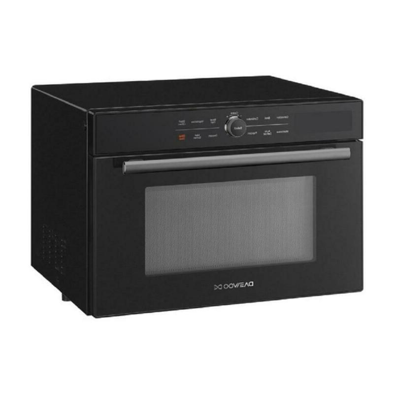 Electric Microwave / / Grill Combo Black Con