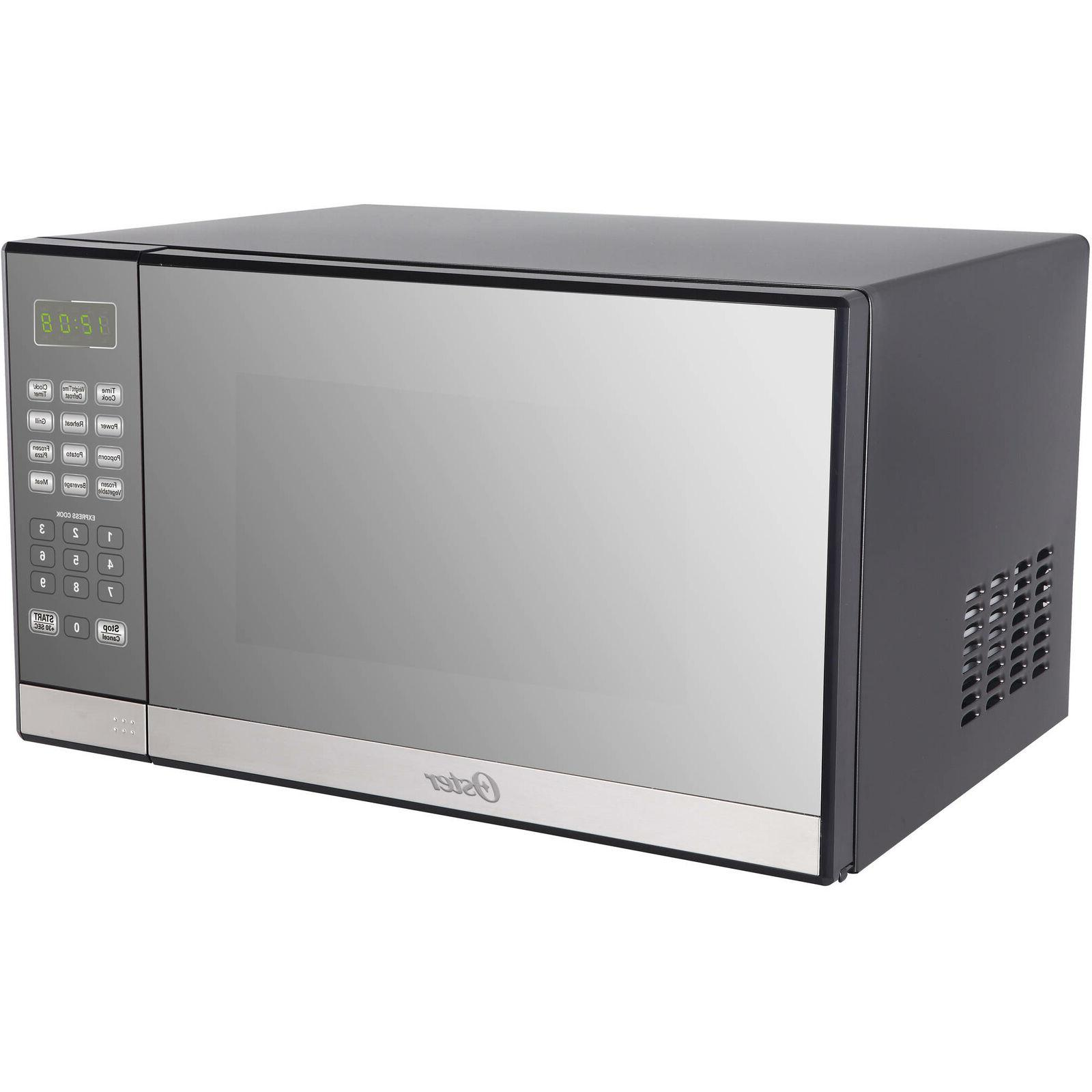 Oster Microwave Stainless Steel 1.3