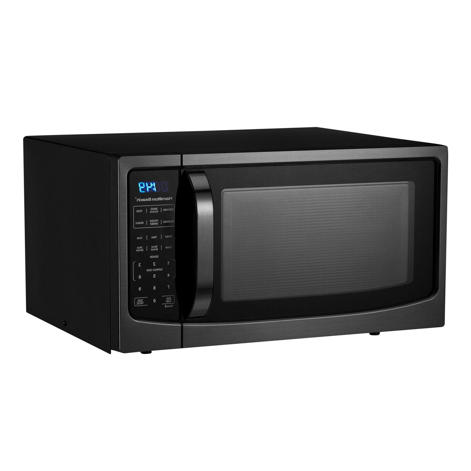 1 6 cu ft black stainless steel