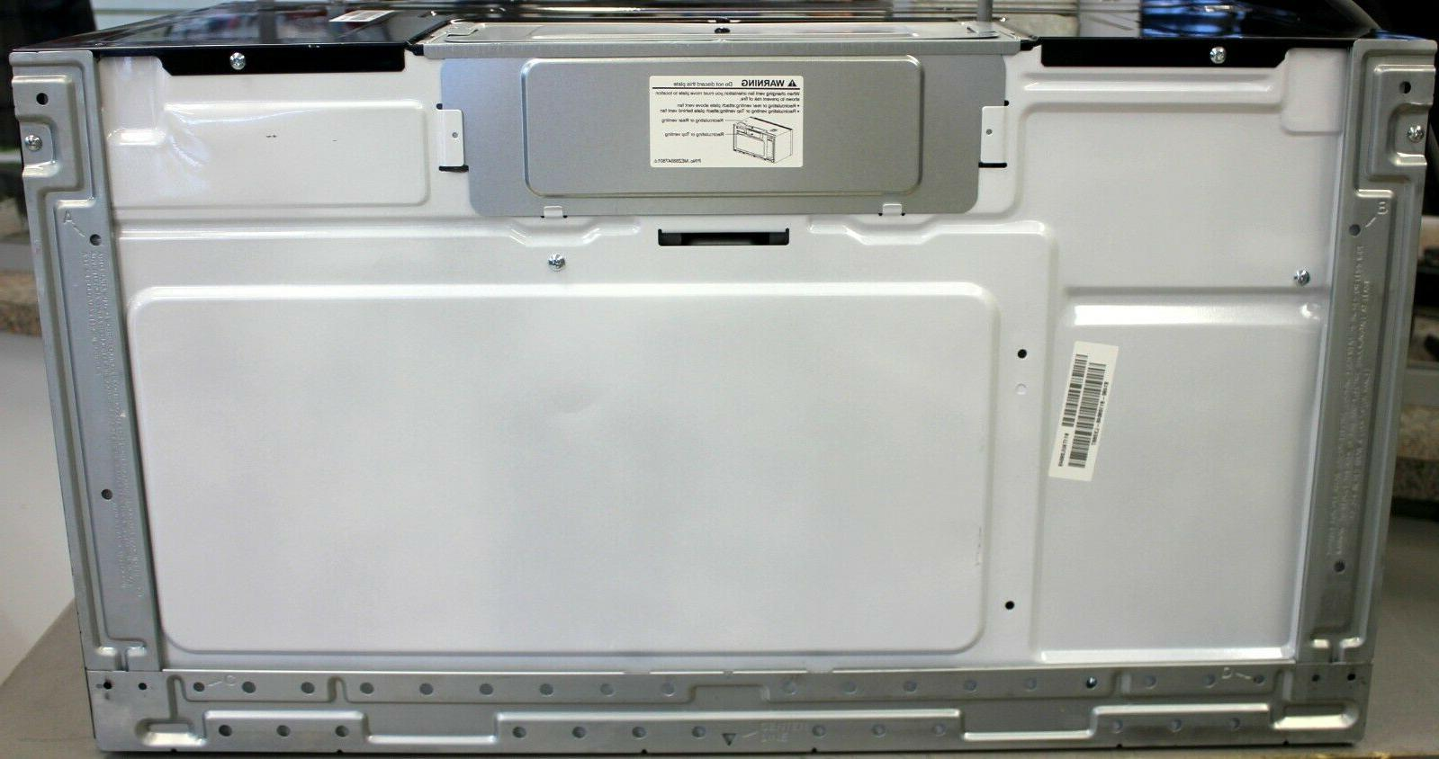 GE Over-the-range Microwave Oven Stainless