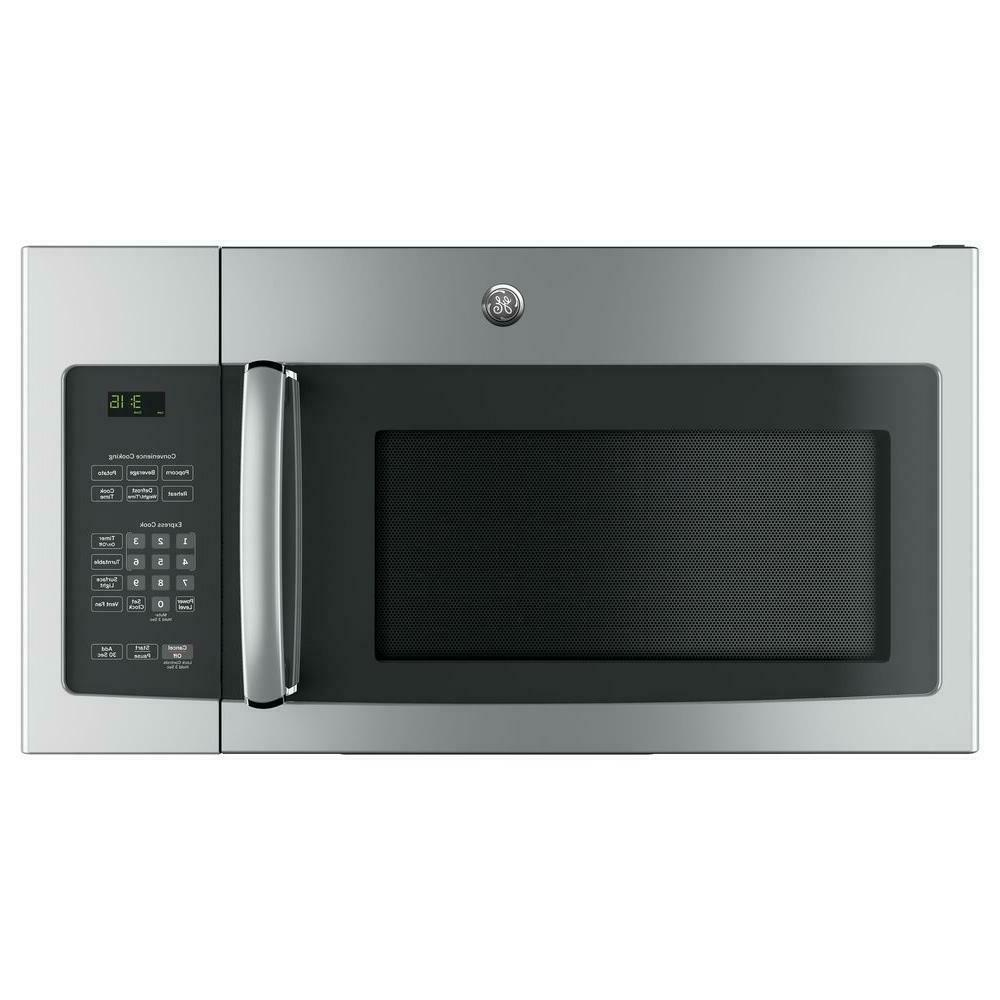 1 6cu ft over the ran microwave
