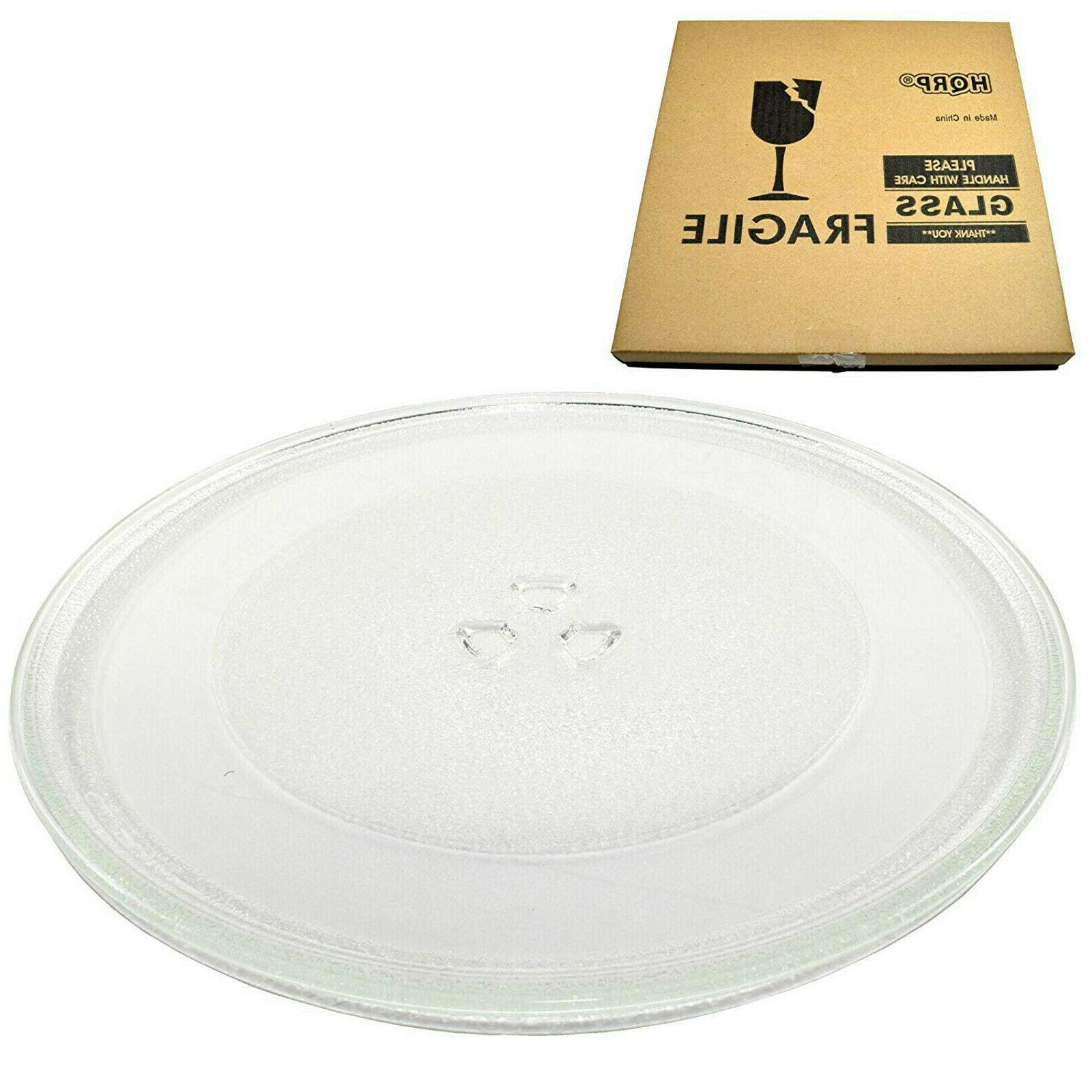12 inch glass turntable tray fits whirlpool
