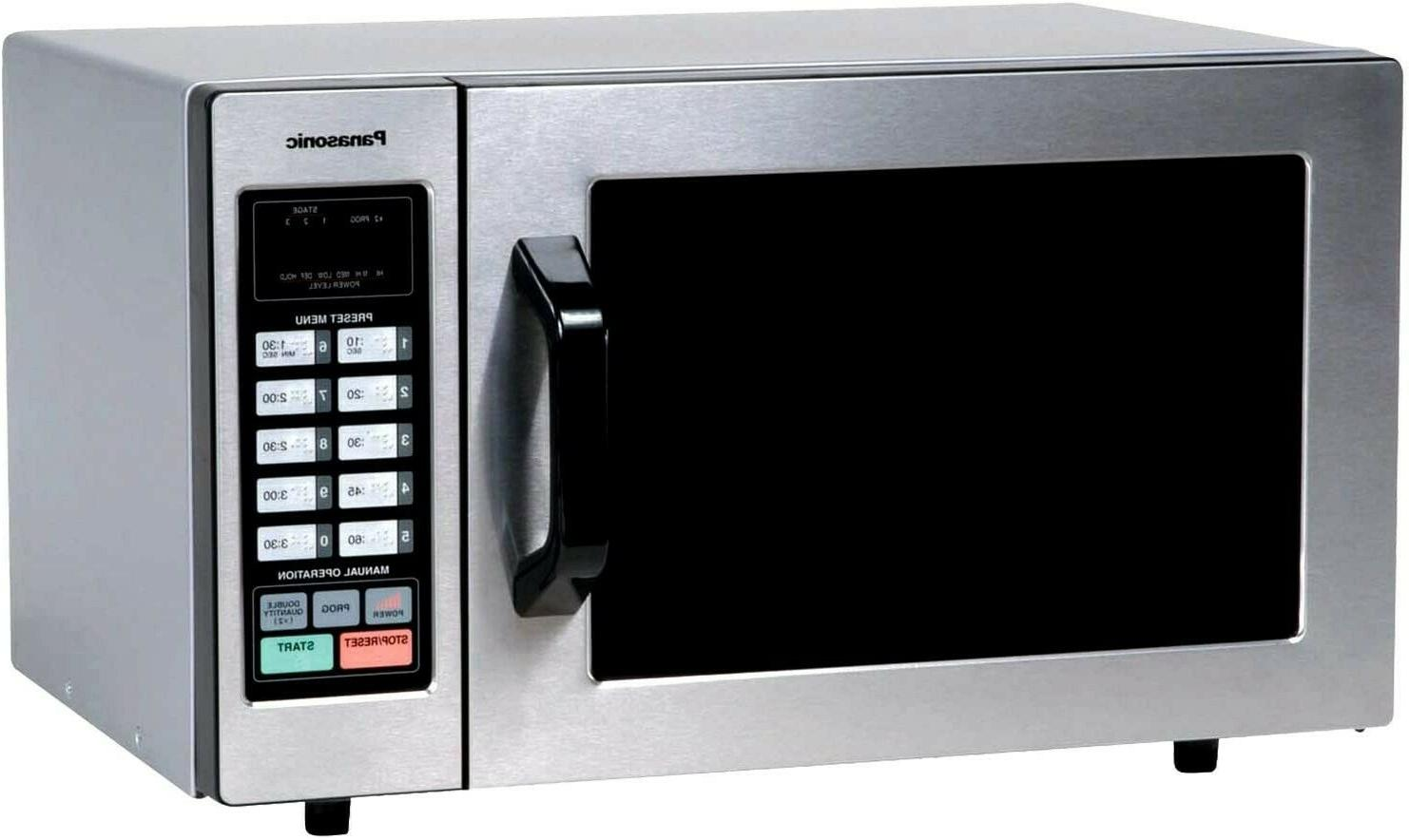 countertop commercial microwave oven 0 8 cu