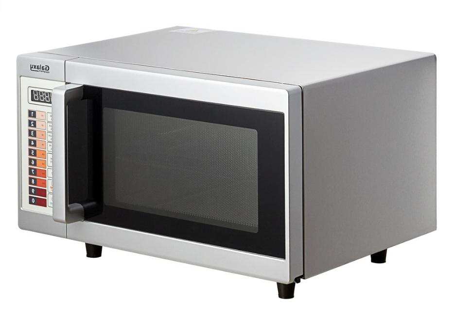 Durable Stainless Microwave Controls 1000W