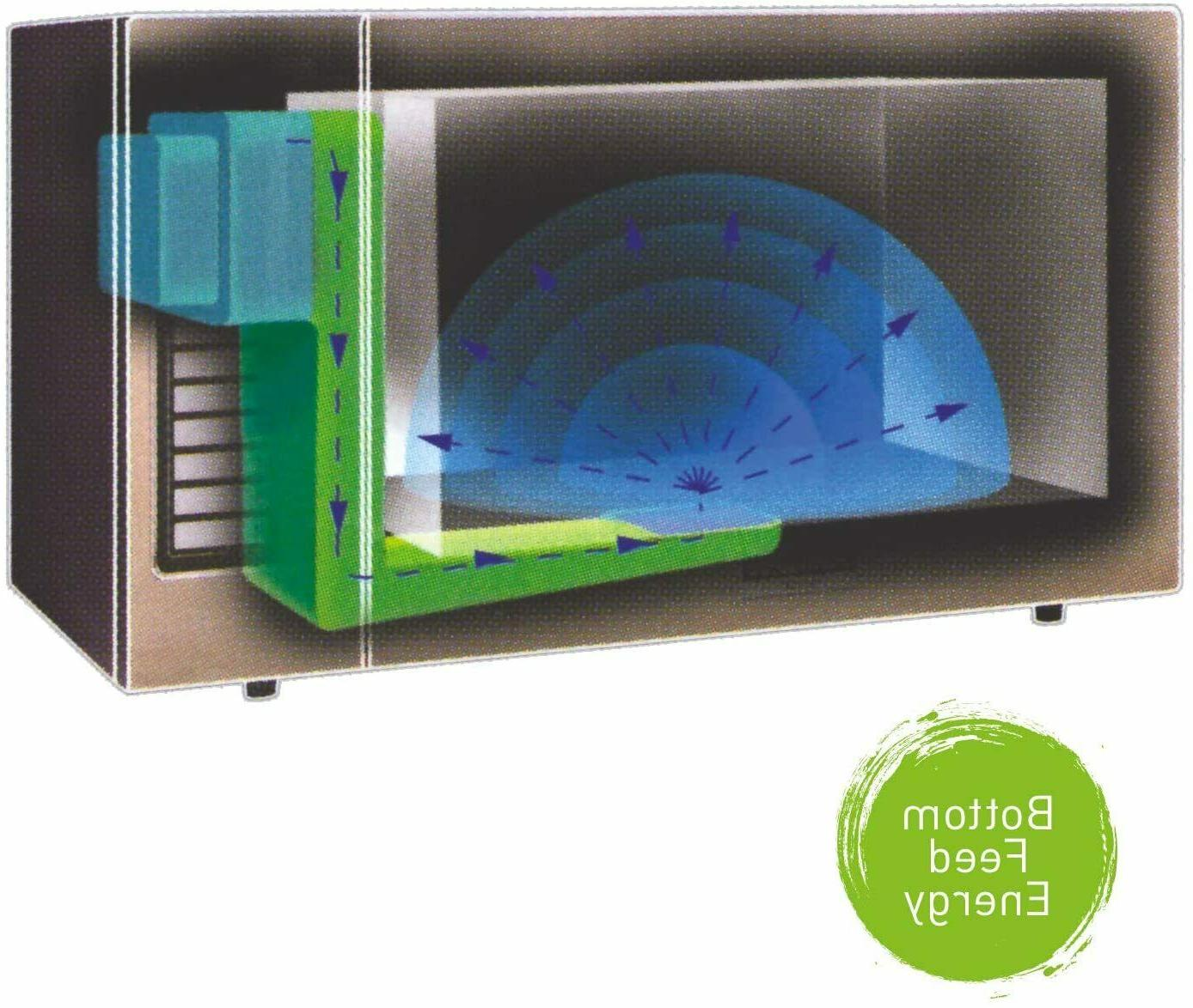 Durable Steel Commercial Microwave Controls NEW