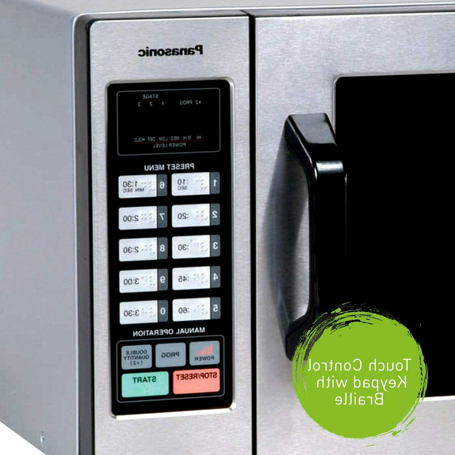 Durable Microwave Controls 1000W