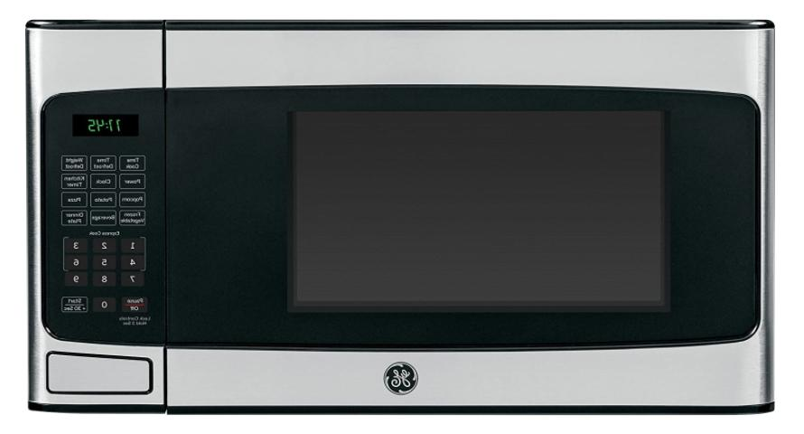 electric 1 1 cu ft countertop stainless