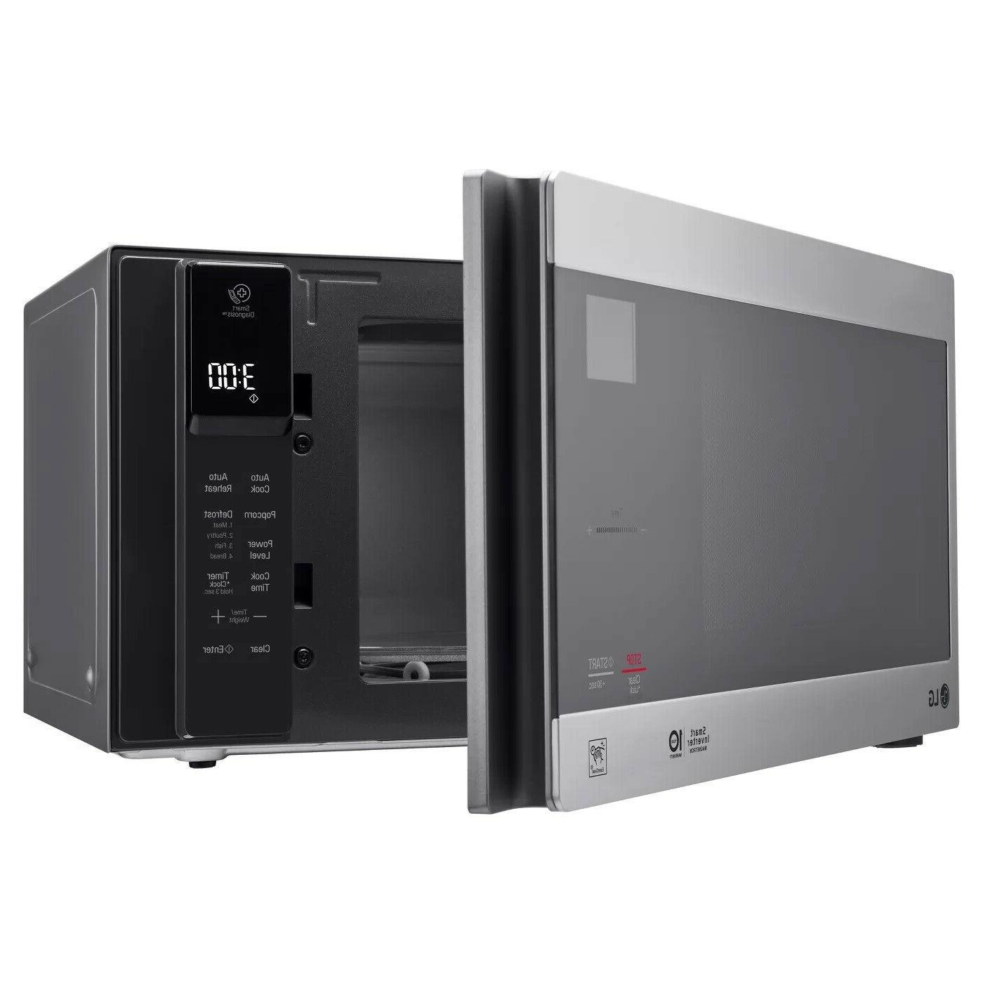 LG LMC0975ST 1000W Microwave Oven