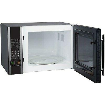 Magic Chef MCM1110ST Oven ft 1000 Watts Stainless