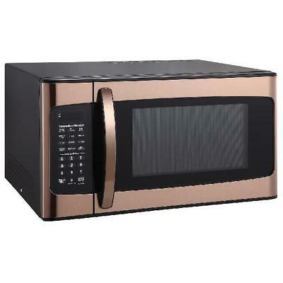 Microwave Oven Countertop Cu Kitchen Appliance Copper
