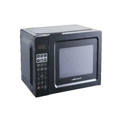 Black 0.7 Cu.ft 700W Compact Room Office KitchenNEW