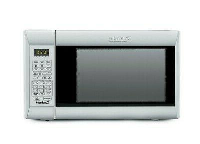 stainless steel convection microwave oven and grill