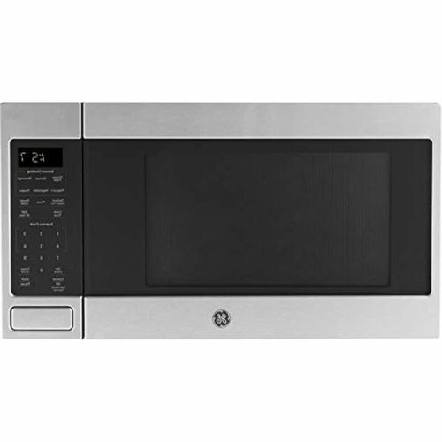 stainless steel countertop microwave oven 1 6cuft