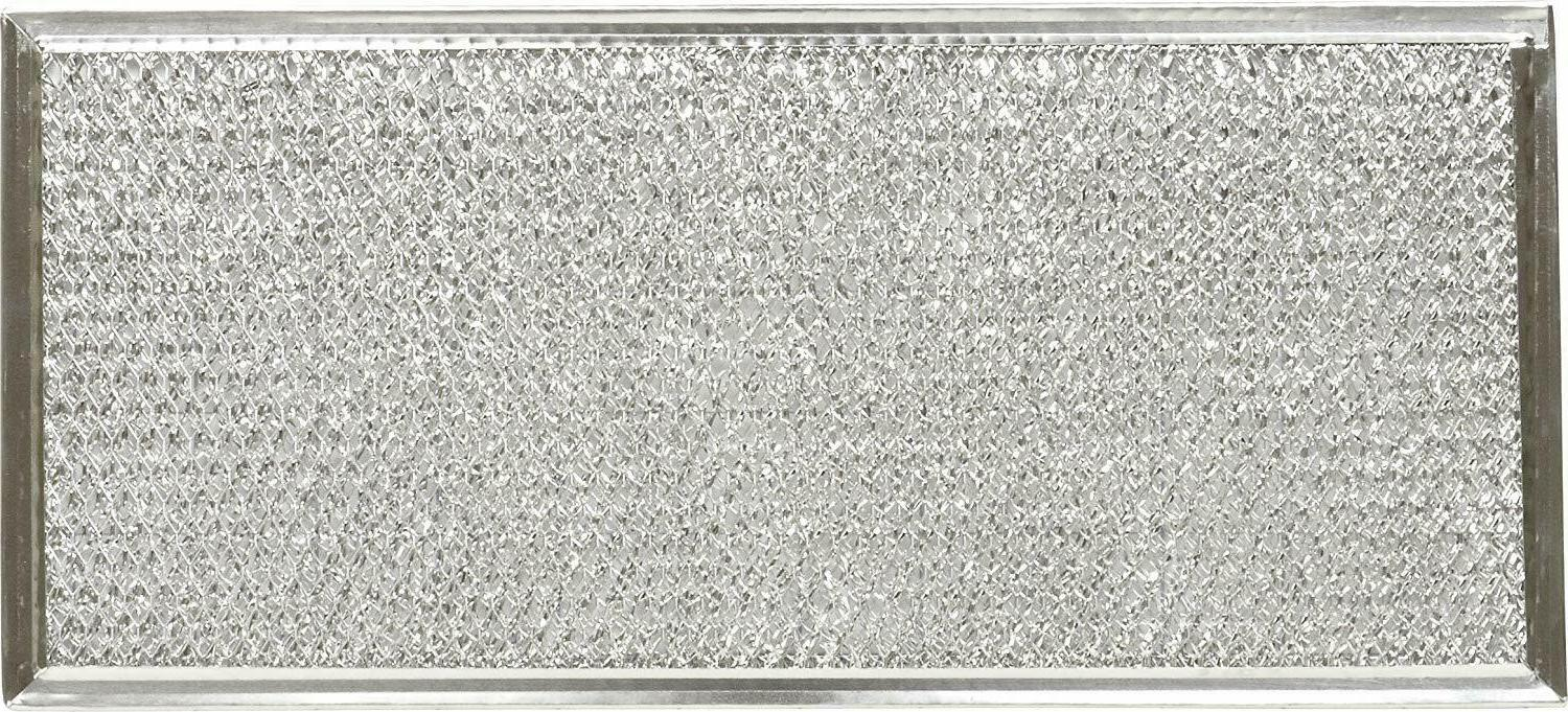 whirlpool w10208631a compatible aluminum mesh microwave oven