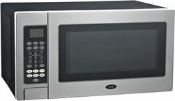Oster Microwave Oven, 0.7 cu ft, Stainless Steel