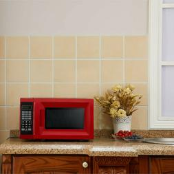 Microwave Oven 700W Output Removable Glass Counter Top Comp