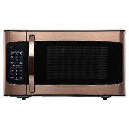 Microwave Oven Countertop 1.1 Cu Ft LED Display Kitchen Cook