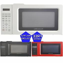 microwave oven digital countertop kitchen led display