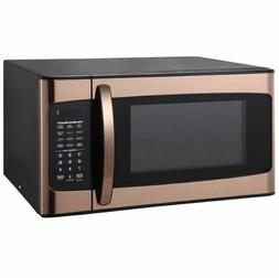 Countertop Microwave Oven Powerful Kitchen Cooker Popcorn Pi
