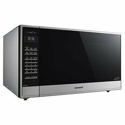 Panasonic Microwave Oven, Stainless Steel Countertop/Built-I