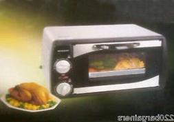 Frigidaire New 220 Volt 9-Liter 800w Toaster Oven Europe Asi