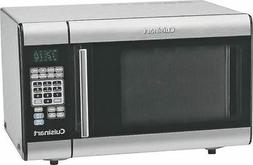 NEW CUISINART CMW-100 STAINLESS ELECTRIC MICROWAVE OVEN 1.0