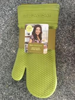 NEW Rachael Ray Kitchen Silicone Oven Mitt With Protective F