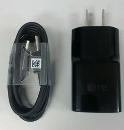 OEM LG Fast Charge 1.8amp Charger Adapter & Cable MCS-H04WD