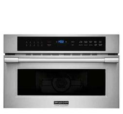 pro stainless 30 built in convection microwave
