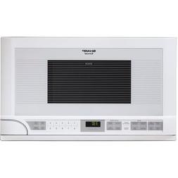 Sharp R1211T Microwave Oven - Single - 1.50 ft Main Oven - 1