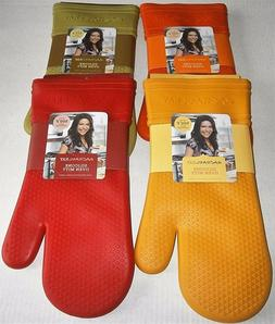 RACHAEL RAY Silicone Oven Mitt  ASSORTED COLORS {Your Choice