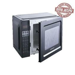 Small Compact 0.7 Cu.ft Digital Microwave Oven Kitchen Appli