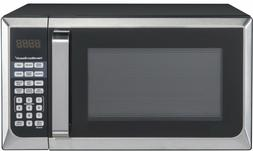 Stainless Steel Countertop Microwave Oven-Apartment College